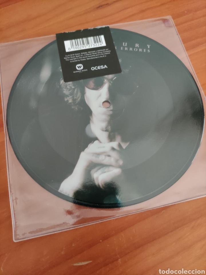 Discos de vinilo: Bunbury. Picture disc. Mis propios errores/ Donde habita el olvido - Foto 2 - 254302820