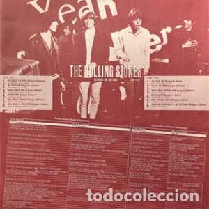Discos de vinilo: The Rolling Stones ‎– Between The Buttons /Maravilloso vinilo de colores raros de The Stones (blue) - Foto 4 - 254303415