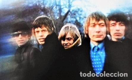 Discos de vinilo: The Rolling Stones ‎– Between The Buttons /Maravilloso vinilo de colores raros de The Stones (blue) - Foto 11 - 254303415