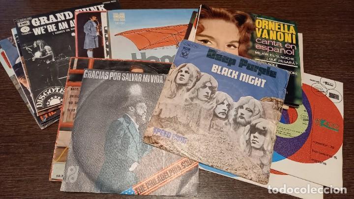 LOTE 21 EP IDEAL REVENTA ELVIS THE STRING LOS FINDES ROLLING STONES SPTNICKS PINK FLOYD.. (Música - Discos de Vinilo - EPs - Pop - Rock Internacional de los 70)