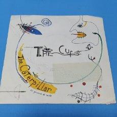 Discos de vinilo: THE CATERPILLAR - THE CURE - 1984. Lote 254322100