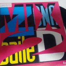 Discos de vinilo: SINGLE (VINILO)-PROMOCION- DE VARIOS ZONA DE BAILE MIX 2 AÑOS 90. Lote 254343345
