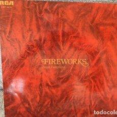 Discos de vinilo: JOSÉ FELICIANO. FIREWORKS . 1970. Lote 254350795