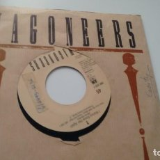 Discos de vinilo: SINGLE (VINILO) DE WAGONERRS AÑOS 80. Lote 254351595