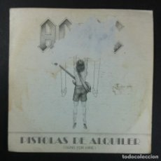 Discos de vinilo: AC/DC - PISTOLAS DE ALQUILER / LANDSLIDE - SINGLE 1983 - ATLANTIC. Lote 254352270