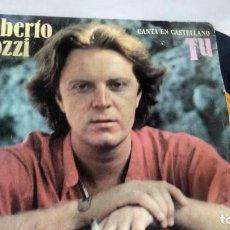 Discos de vinilo: SINGLE (VINILO) DE UMBERTO TOZZI AÑOS 70. Lote 287910448