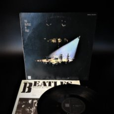Discos de vinilo: THE BEATLES ‎– THE BEATLES IN ITALY / CON SOLO EN ESTE ÁLBUM EL LANZAMIENTO DE CANCIONES. Lote 254356120