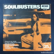 Discos de vinilo: ALAN CADDY - SOULBUSTERS (SOUL VOL. II) - EP UK 33RPM 1971 - AVENUE. Lote 254359230