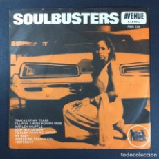 Discos de vinilo: ALAN CADDY - SOULBUSTERS (SOUL VOL. II) - EP UK 33RPM 1971 - AVENUE. Lote 254359725