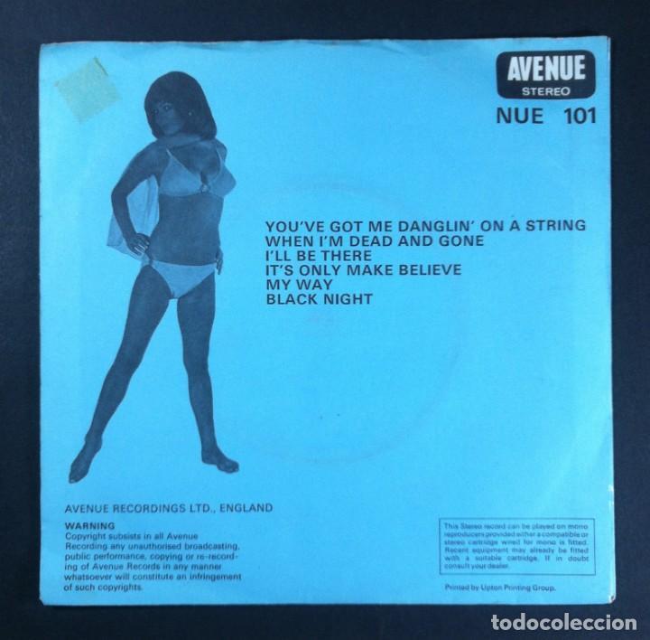 ARTISTA DESCONOCIDO - 6 TOP HITS - EP UK 33RPM 1971 - AVENUE (Música - Discos de Vinilo - EPs - Funk, Soul y Black Music)