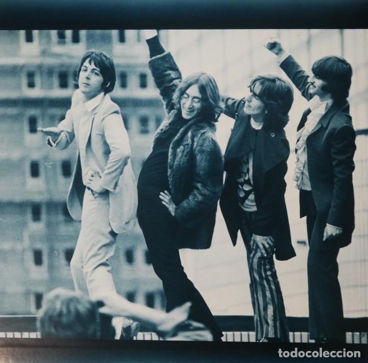 Discos de vinilo: The Beatles – Sweet Apple Trax 3 (raro vinilo de color rojo) (rare coloured red vinyl) - Foto 9 - 254376920