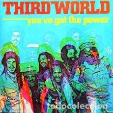 Discos de vinilo: THIRD WORLD - YOU'VE GOT THE POWER (LP, ALBUM) LABEL:CBS CAT#: S 85563. Lote 254394085