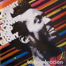 Discos de vinilo: JIMMY CLIFF - THE POWER AND THE GLORY (LP, ALBUM) LABEL:CBS, CBS CAT#: 25761, S 25761. Lote 254394300