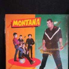 Discos de vinilo: VINILO LP MONTANA - UN DIA ENTRE SEMANA 1990, AÚN CON PARTE PRECINTO. Lote 254397090