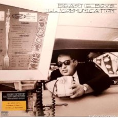 Discos de vinilo: BEASTIE BOYS – ILL COMMUNICATION. Lote 254397705