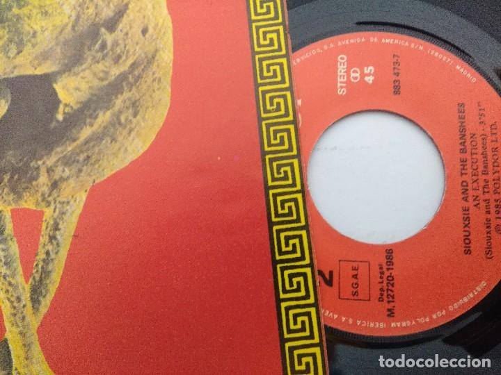 Discos de vinilo: SIOUXSIE AND THE BANSHEES/CITIESIN DUST/SINGLE PUNK. - Foto 2 - 254401610
