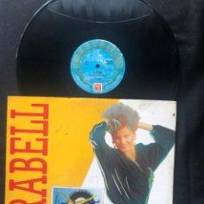 Discos de vinilo: LARABELL – STOP (WHEN YOU DO WHAT YOU DO) ITALO-DISCO. Lote 254402165