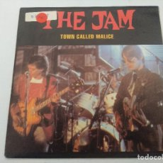 Discos de vinilo: THE JAM/TOWN CALLED MALICE/SINGLE PUNK.. Lote 254404330