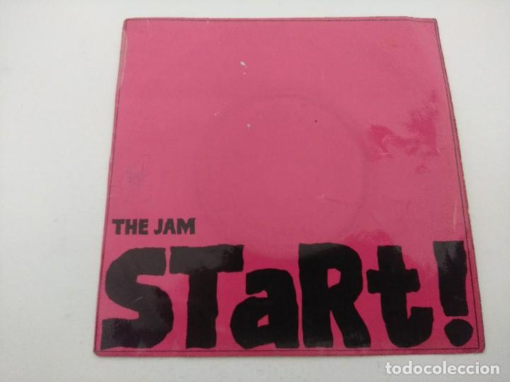 THE JAM/START/SINGLE PUNK. (Música - Discos - Singles Vinilo - Punk - Hard Core)
