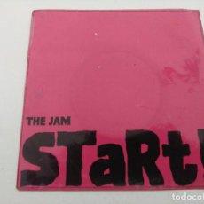Discos de vinilo: THE JAM/START/SINGLE PUNK.. Lote 254405505