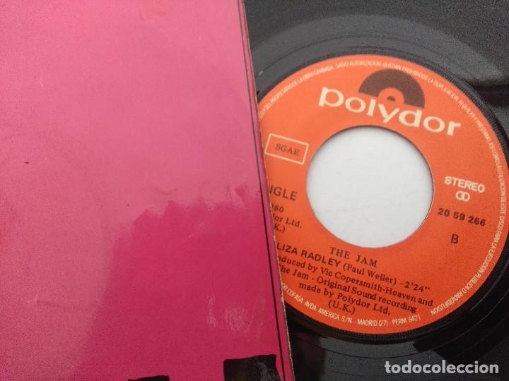 Discos de vinilo: THE JAM/START/SINGLE PUNK. - Foto 2 - 254405505