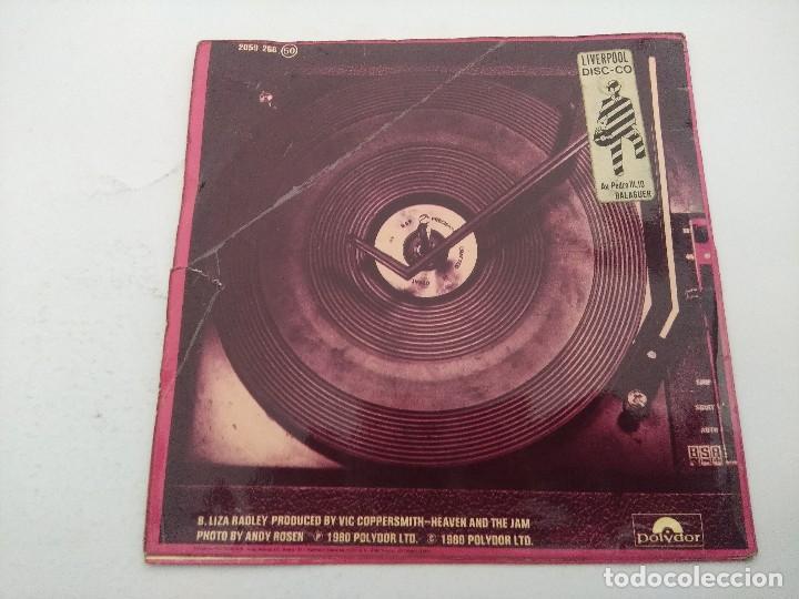 Discos de vinilo: THE JAM/START/SINGLE PUNK. - Foto 3 - 254405505