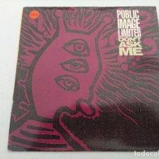 Discos de vinilo: PIL-PUBLIC IMAGE LIMITITED/DON'T ASK ME/JOHNNY ROTTEN/SINGLE PUNK.. Lote 254406245