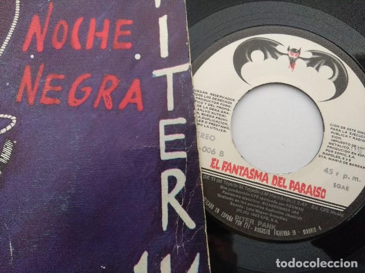 Discos de vinilo: PITER PANK/NOCHE NEGRA/SINGLE. - Foto 2 - 254407695