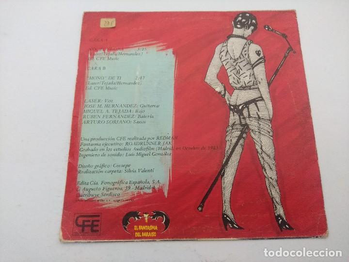 Discos de vinilo: PITER PANK/NOCHE NEGRA/SINGLE. - Foto 3 - 254407695