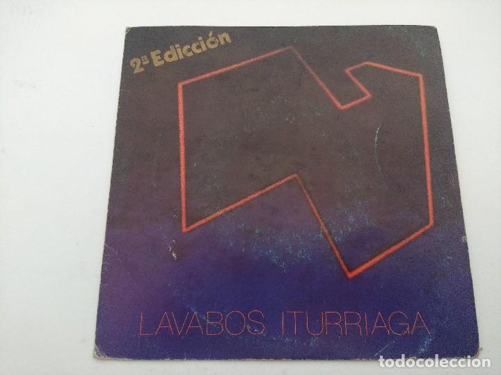 LAVABOS ITURRIAGA/SINGLE. (Música - Discos - Singles Vinilo - Grupos Españoles de los 70 y 80)