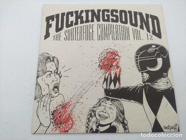 Discos de vinilo: FUKINGSOUND/THE SUBTERFUGE COMPILATION VOL 12/SINGLE. - Foto 1 - 254408715