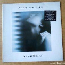 """Discos de vinilo: VANGELIS: """"THEMES"""" LP VINILO - VINYL LP. 1989 DOWNTEMPO AMBIENT. Lote 254410050"""