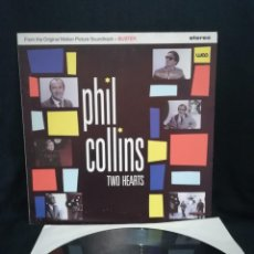 Discos de vinilo: MAXI PHIL COLLINS - TWO HEARTS, 1988 GERMANY. Lote 254410960
