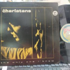 Discos de vinilo: THE CHARLATANS MAXI THE ONLY ONE I KNOW ESPAÑA 1990. Lote 254412010