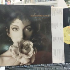 Discos de vinilo: KATE BUSH LP THE SENSUAL WORLD ESPAÑA 1989. Lote 254418030