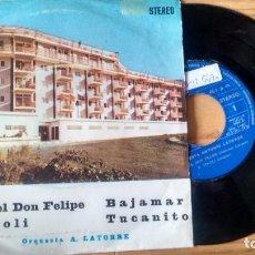 Discos de vinilo: E.P. (VINILO) DE ORQUESTA DE ANTONIO LATORRE AÑOS 60. Lote 254418670