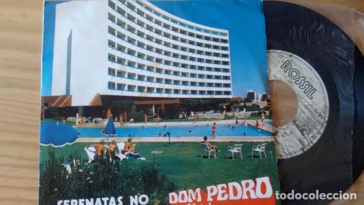 E.P (VINIULO) DE VARIOS SERENATAS NO DOM PEDRO HOTELS (Música - Discos de Vinilo - EPs - Étnicas y Músicas del Mundo)