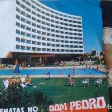 Discos de vinilo: E.P (VINIULO) DE VARIOS SERENATAS NO DOM PEDRO HOTELS. Lote 254421135