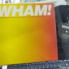 Discos de vinilo: WHAM! MAXI PROMOCIONAL EVERYTHING SHE WANTS U.K.. Lote 254421400