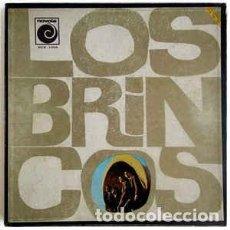 Discos de vinilo: LOS BRINCOS - LOS BRINCOS (LP, ALBUM LABEL:NOVOLA CAT#: NLX-1.004. Lote 254421970