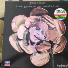 Discos de vinil: GENESIS - FROM GENESIS TO REVELATION -. Lote 254424960