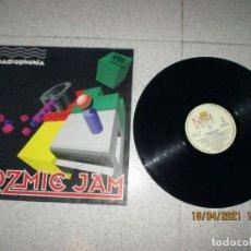Discos de vinilo: QUADROPHONIA - COZMIC JAM - SPAIN - KONGA MUSIC - REF CXLP 121 - L -. Lote 254425930