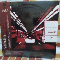 Discos de vinilo: VEIN.FM–OLD DATA IN A NEW MACHINE VOL. 1. LP VINILO PRECINTADO. METALCORE.. Lote 254429280