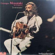 """Discos de vinilo: GEORGES MOUSTAKY """"JE SUIS UN AUTRE"""" (2 LP'S) (IMPECABLE). Lote 254433815"""