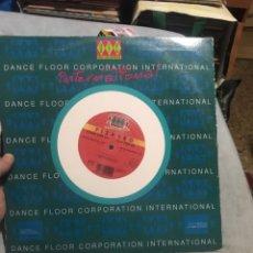 Discos de vinilo: DANCE FLOOR CORPORATION . HOUSE ! DANCE !. Lote 254452750