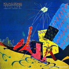 "Discos de vinilo: THE ROLLING STONES–STILL LIFE (""UNA BANDA QUE SE MUEVE CON LOS"") (""A BAND THAT MOVES WITH THE TIMES"". Lote 254477705"