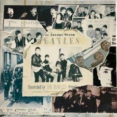 Discos de vinilo: THE BEATLES-ANTHOLOGY-TRIPLE ALBUM. Lote 254486225