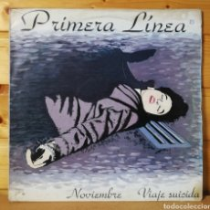 Discos de vinilo: 12 MAXI , PRIMERA LINEA + DONACION AGNELLI. Lote 254492800