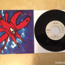 """Discos de vinilo: LOTE 3 SINGLES THE CURE - HIGH - FRIDAY I'M IN LOVE - A LETTER TO ELISE - 1992 - SINGLE VINILO 7"""". Lote 254495000"""