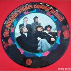 Discos de vinilo: THE ROLLING STONES–YOUR POLL WINNERS / DISCO DE IMAGEN /PICTURE DISC. Lote 254496750